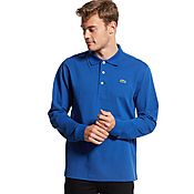 Lacoste Alligator Long Sleeve Polo Shirt
