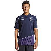 Macron Scotland Rugby Union Training T-Shirt