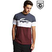 Lacoste Croc Block T-Shirt