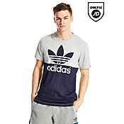adidas Originals Trefoil Block T-Shirt