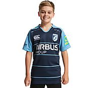 Canterbury Cardiff Blues Home 2015/16 Shirt Junior