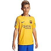 Nike FC Barcelona 2015 Junior Away Shirt