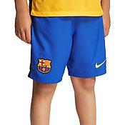 Nike FC Barcelona 2015 Junior Away Shorts