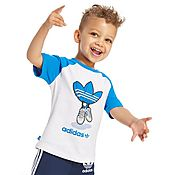 adidas Originals Trefoil Superstar T-Shirt Infant
