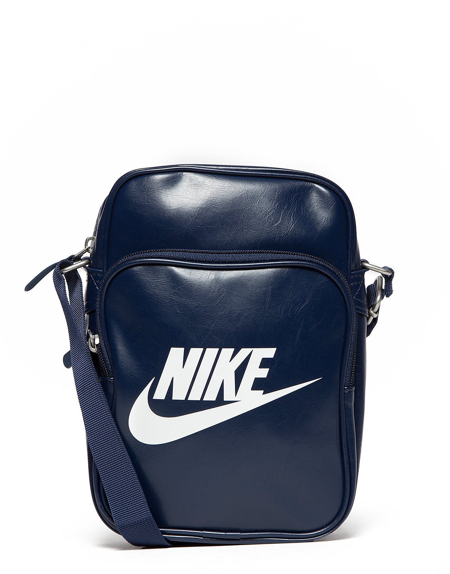 Nike Heritage Small Items Bag - Midnight Navy - Mens, Midnight Navy