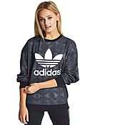 adidas Originals Snake All-Over Print Sweatshirt