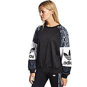adidas Originals LA Printed Crew Sweatshirt