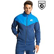 Nike Air Fabric Mix Track Top