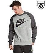 Nike Air Raglan Sweatshirt