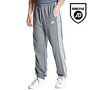 adidas 3 Stripe Essentials Fleece Pants