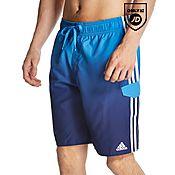 adidas Fade Swim Shorts