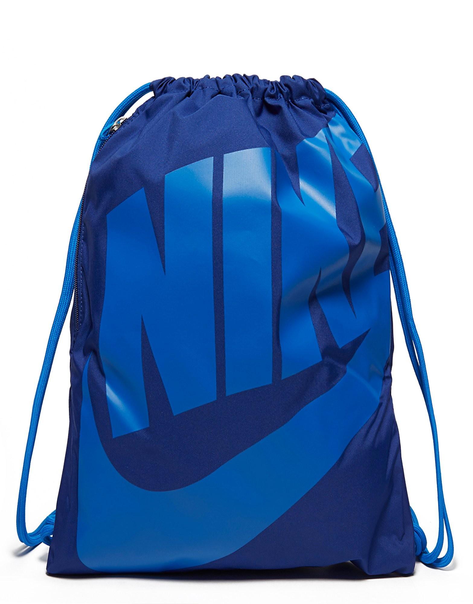 Nike Heritage Gymsack - Royal Blue - Mens, Royal Blue