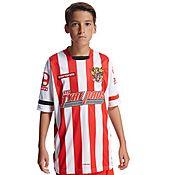 Carbrini Stevenage FC Home 2015 Shirt Junior