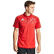 adidas Munster Rugby Training Polo Shirt