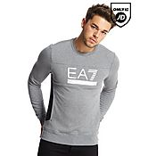 Emporio Armani EA7 Colour Block Sweatshirt