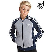 adidas Originals Superstar Pique Track Top Junior
