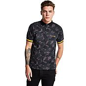 Fred Perry Tipped Camo Pique Shirt