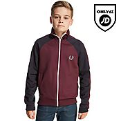 Fred Perry Raglan Track Top Junior