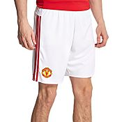 adidas Manchester United 2015/16 Home Shorts