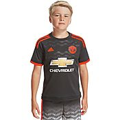 adidas Man United FC Third 2015/16 Shirt Junior