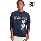Nickelson Bucky Crew Sweatshirt Junior