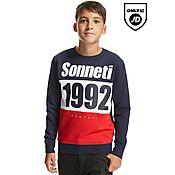 Sonneti Block Sweat Shirt Junior
