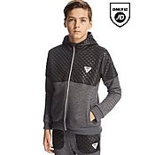 Sonneti Ohio Quilted Zip Through Hoody