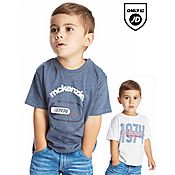 McKenzie Michigan 2 Packet T-Shirt Infant