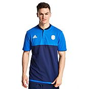 adidas France Rugby Anthem Polo Shirt
