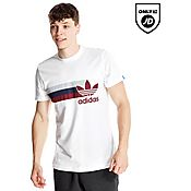adidas Originals Trefoil Stripe T-Shirt