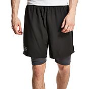 Canterbury 2 in 1 Running Shorts