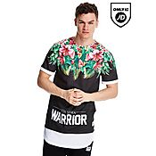 Supply & Demand Tropic Neck Warrior T-Shirt