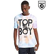 Supply & Demand Top Boy Tie Dye T-Shirt