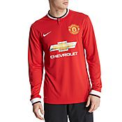 Nike Manchester United 2014/15 Long Sleeve Home Shirt