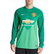 Nike Manchester United Goalkeeper Shirt 2014/15