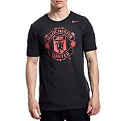 Nike Manchester United Core Crest T-Shirt