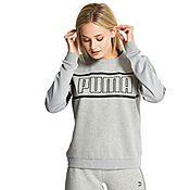 PUMA Evolution Matt and Shine Sweatshirt