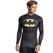 Under Armour Batman GoldGear Compression Longsleeve
