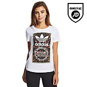 adidas Originals Moscow Label T-Shirt