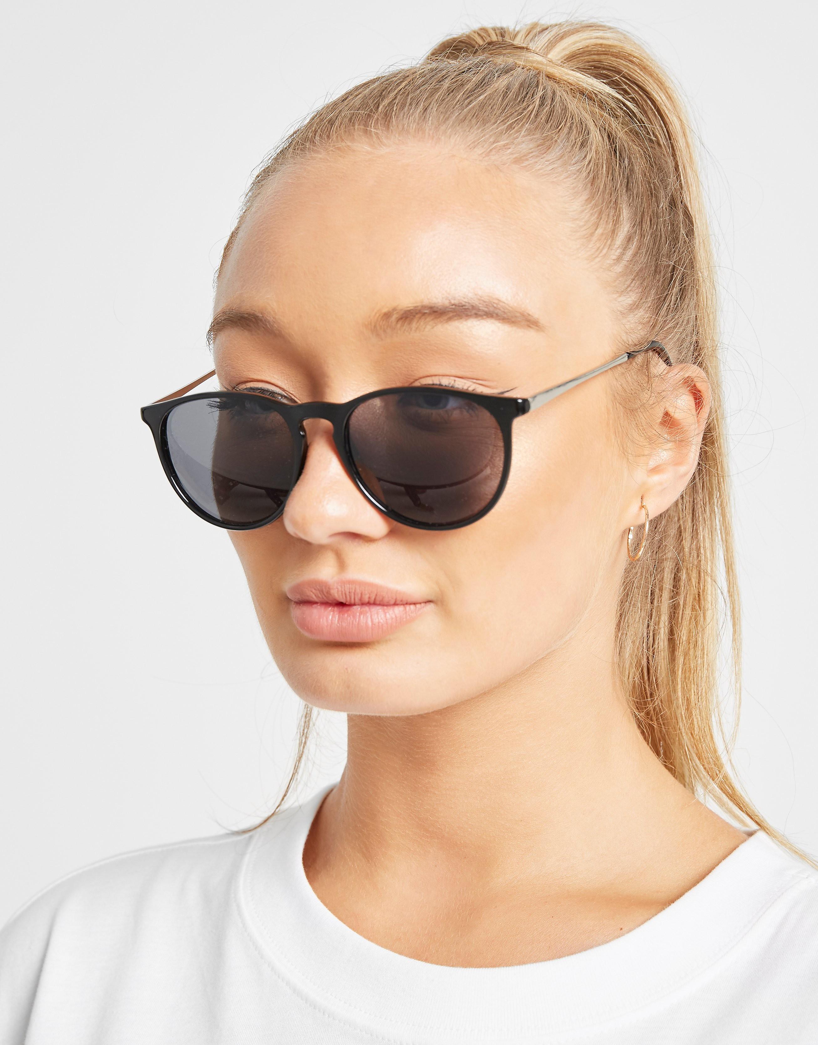 Brookhaven Emily Sunglasses - Only at JD - Black/ White - Mens, Black/ White
