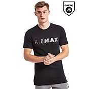Nike Air Max Fabric Mix T-Shirt
