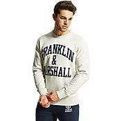 Franklin & Marshall Arch Crew Sweatshirt