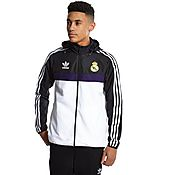 adidas Originals Real Madrid 2015 Windbreaker