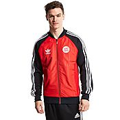 adidas Originals FC Bayern Munchen Superstar Track Top
