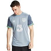 Umbro Republic Of Ireland Training Short Sleeved T-Shirt
