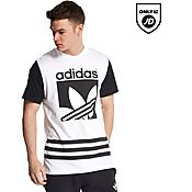 adidas Originals Trefoil 3-Stripes T-Shirt