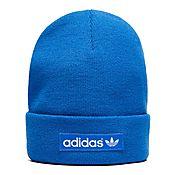 adidas Originals Woven Logo Beanie Hat