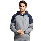 PUMA Sports Classic Quilted Hoody