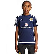 adidas Scotland FA 2015/16 Training Jersey Junior
