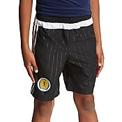adidas Scotland FA 2015/16 Woven Shorts Junior